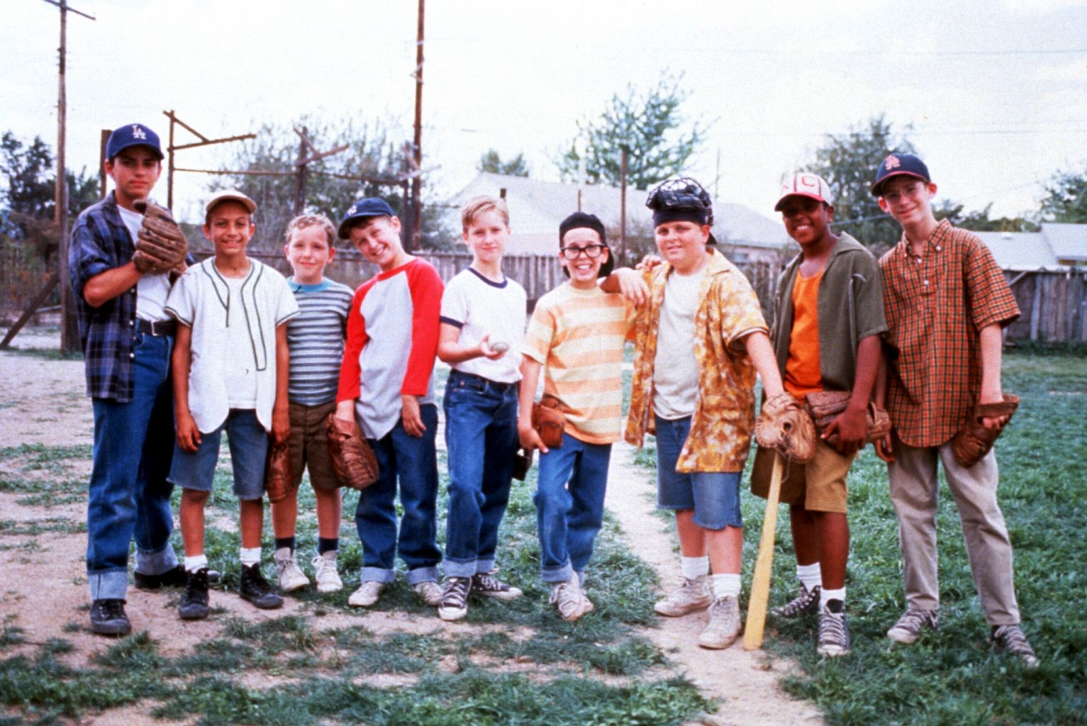 Episode 5: The Sandlot